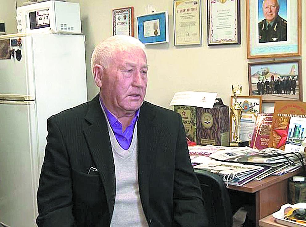 Владимир Вождаев.