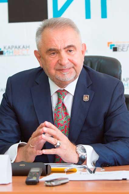 Георгий КРАСНЯНСКИЙ, председатель совета директоров ГК «КАРАКАН ИНВЕСТ».