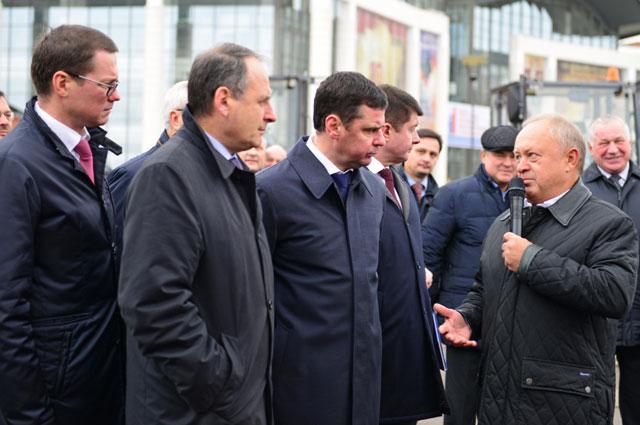 О преимуществах продукции «Ярославича» рассказал генеральный директор предприятия Геннадий Хаецкий.