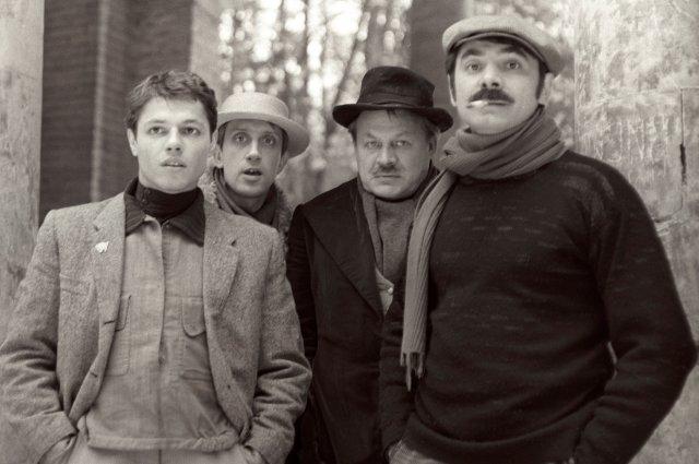 После роли в фильме Шахназарова актер стал знаменит на весь СССР.