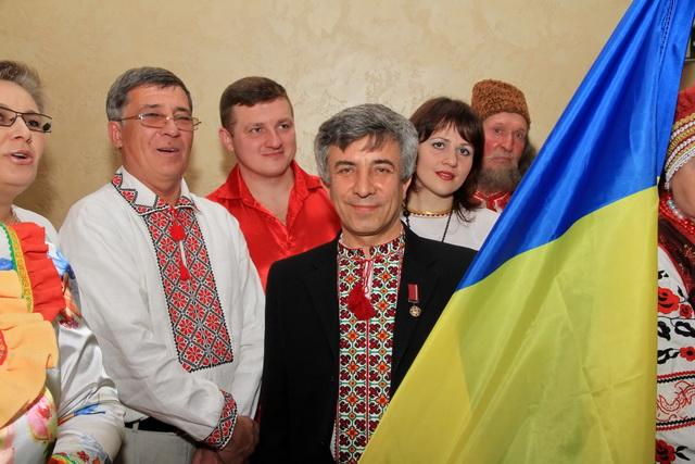 Украинская диаспора.