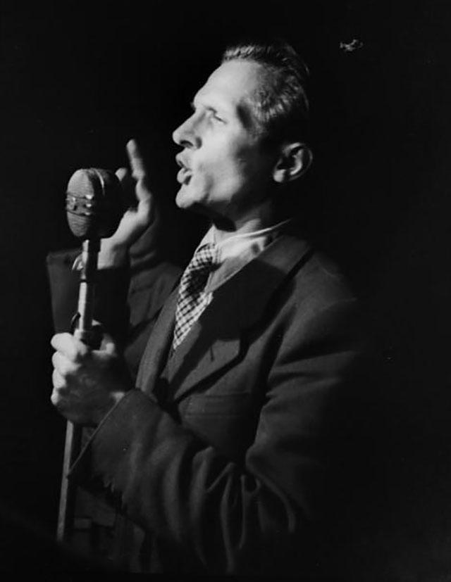 Эрих Хоннекер, 1946 г.