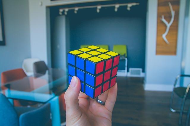 спидкубинг, кубик рубика