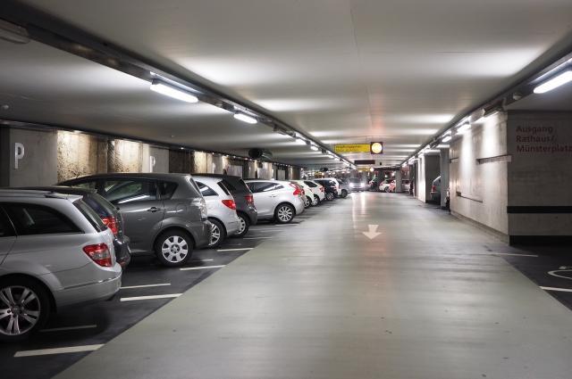 Место для машины является таким же предметом сделки, как квартира.