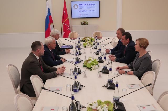 Соглашение подписали в рамках ПМЭФ.