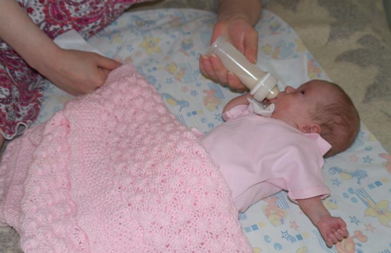 Доктор Скорынина – одна из тех, кто подарил малютке жизнь, а её родителям – большое счастье.