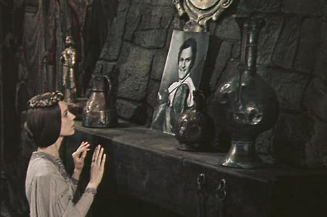 Наталья Трубникова в роли принцессы Мелисенты.