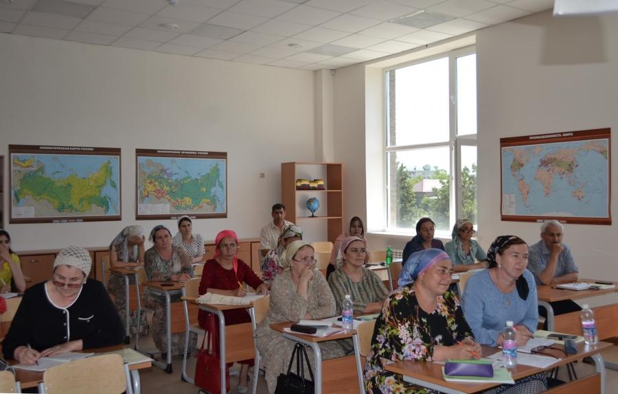 На Северном Кавказе большая потребность в изучении русского языка.