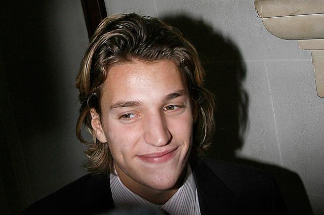 Сын Николя Саркози