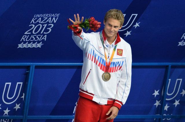 Семикратный чемпион Европы 2013 года на короткой воде Владимир Морозов