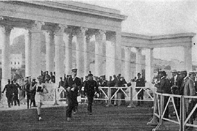 Олимпиада 1906.
