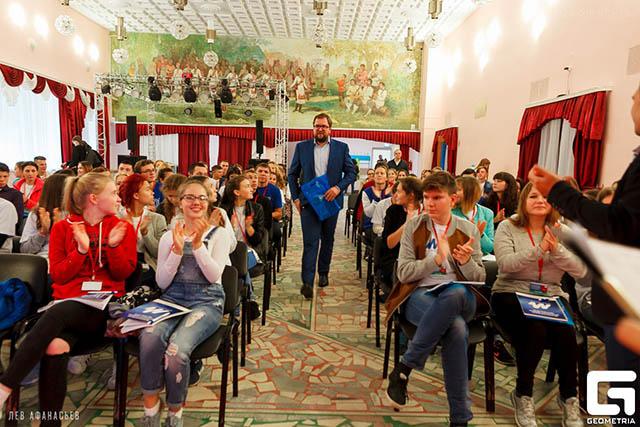 Образовательный процесс на МолГороде на первом месте.