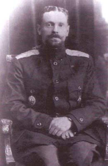 Генерального штаба генерал-лейтенант В.О. Каппель. Зима 1919 года