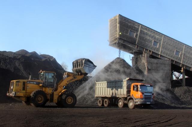 Уголь – «локомотив», который вытягивает экономическую и социальную сферу области.