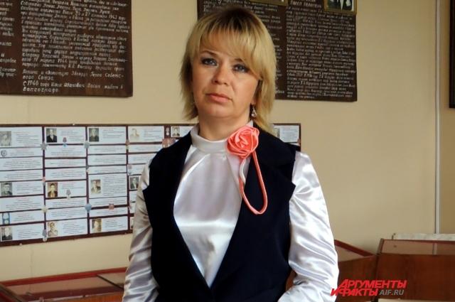 Ольга Наследникова сама была пионеркой и комсомолкой.