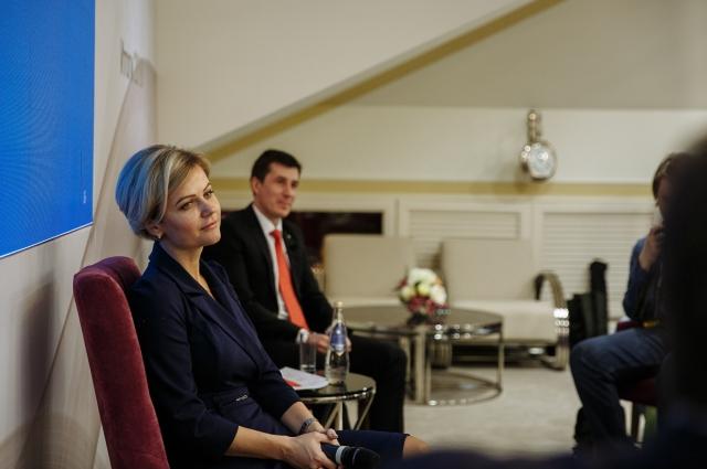 Светлана Арнаутова пояснила, что банк будет расширять перечень услуг, разрабатывая новые форматы присутствия.
