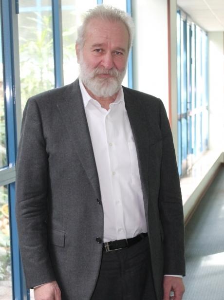 Политолог, общественно-политический деятель Рами Аль-Шаер.