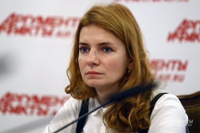 Юлия Пименова.