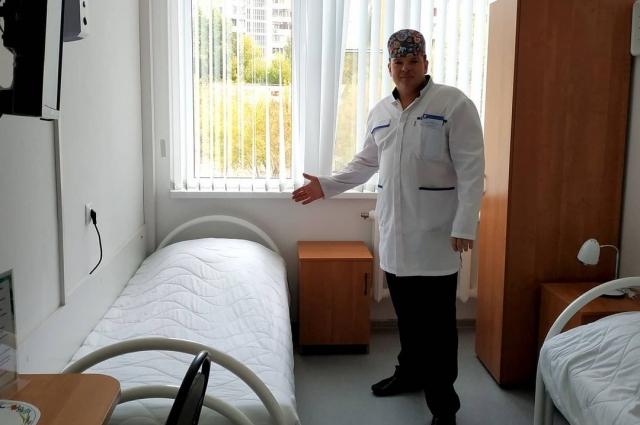 В комфортабельном стационаре пациенты многопрофильной клиники «РЕАВИЗ» находятся под постоянным наблюдением врачей
