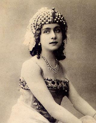 Вера Каралли, 1910 год