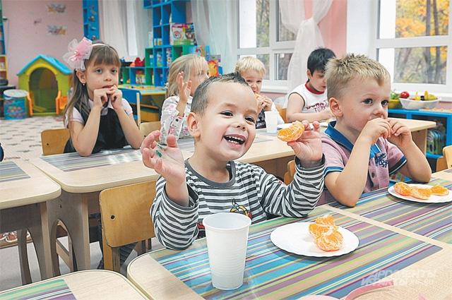 Мест в садиках хватит для всех детей