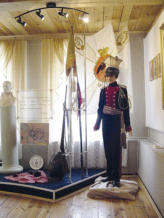 Музей-усадьба кавалерист-девицы Надежды Дуровой
