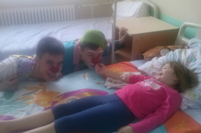 Ксюша Фомина — инвалид с рождения.