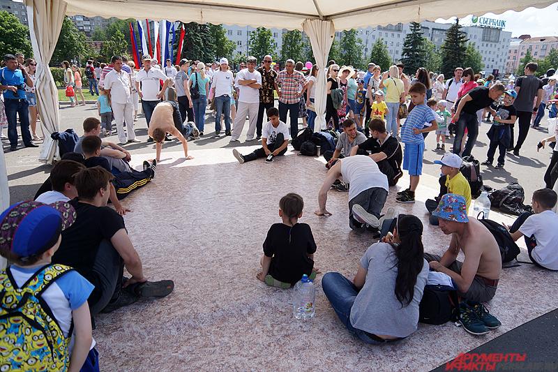 Фестиваль танцев «Все стили в силе!».