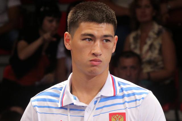 Дмитрий Бивол.