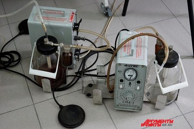 Аппарат для ПЦР-диагностики (полимеразная цепная реакция)