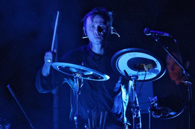 Андрей Лысиков (Дельфин) на музыкальном фестивале Кубана-2012