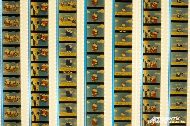 Хитрук создал 104 мультфильма.