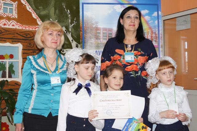 В школе созданы все условия для творческого развития детей.