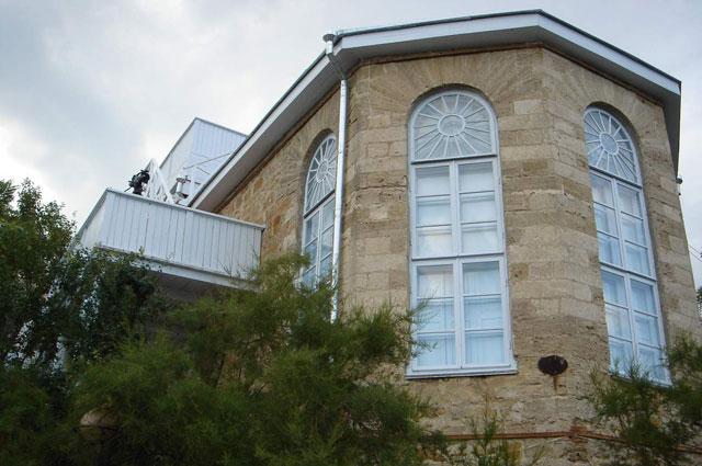 Дом-музей Максимилиана Волошина в Коктебеле. Дата основания 1984 год
