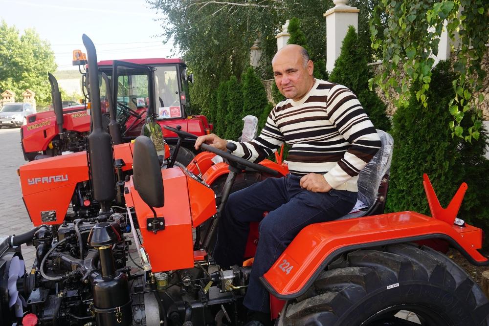 Небольшие и мощные тракторы востребованы на рынках многих стран.