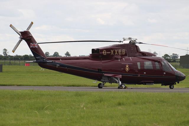 Sikorsky S-76 Spirit.