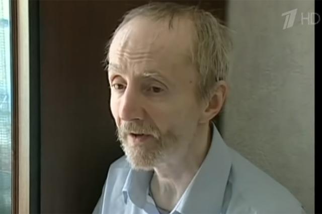 Сын Бориса Новикова Сергей Новиков.