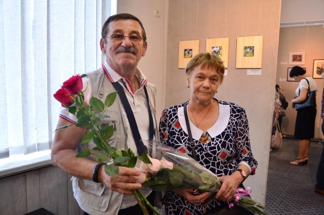 Творческий и семейный дуэт ювелиров Владимира и Ольги Крышковец хорошо известен в Омске и за его пределами.