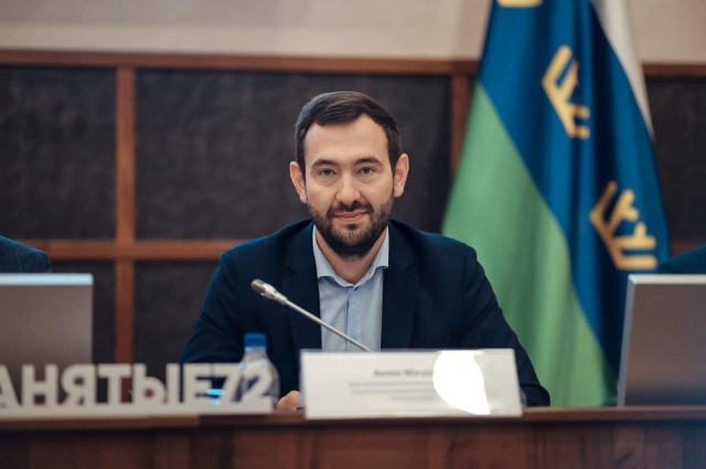 Антон Машуков.
