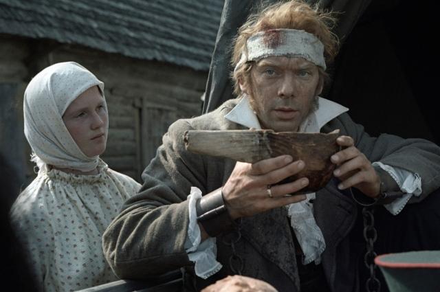 Алексей Баталов сыграл в фильме роль князя Трубецкого.