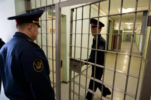 Тюрьма, камера, спецприёмник, задержание