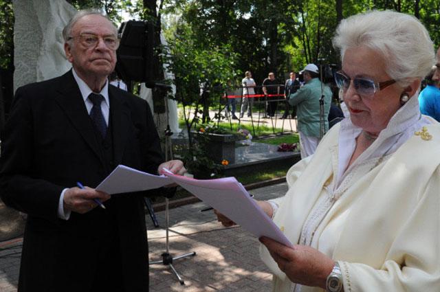 Игорь Кириллов и Анна Шатилова