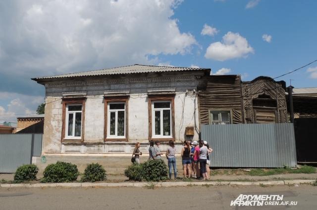 Домна ул. Маврицкого,72.