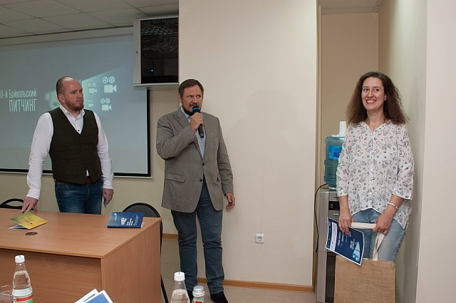 Юлия Сапожникова получила от Алексея Петрухина обещание полного финансирования проекта «Слушая тишину».