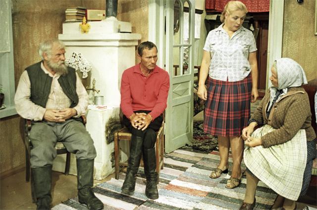 «Калина красная», 1974 г.