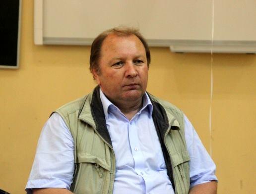 Александр Ерёмин лоялен к студентам за ошибку с буквой «Ё».