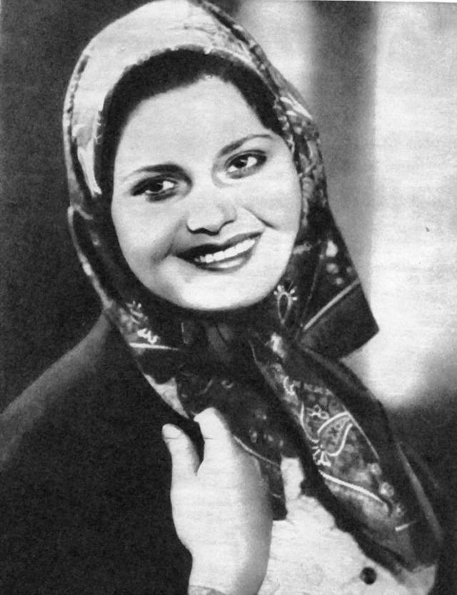 Галина Сергеева в фильме «Любовь Алены» (1934)