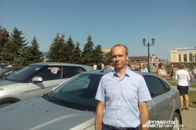 Стаж учителя истории и права школы № 10 Бузулука Сергея Пирогова – 26 лет.