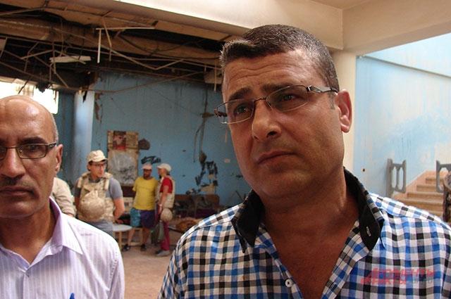 Доктор Хусам Хамиш.