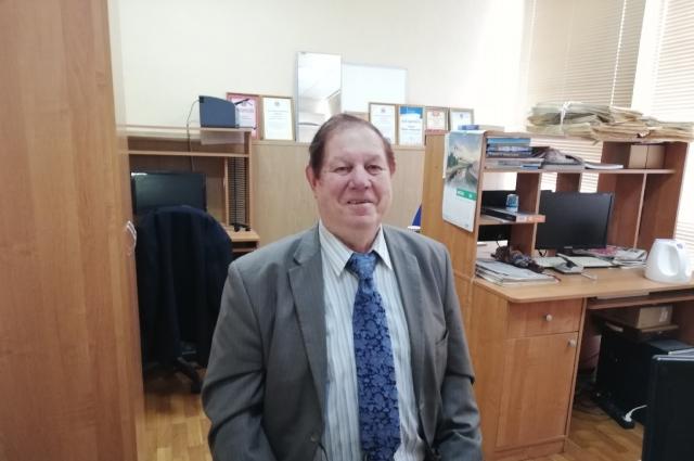 Геннадий Переседов в гостях у редакции